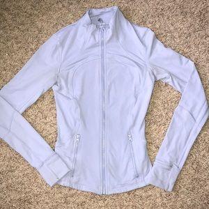 Lulu lemon lavender colored jacket